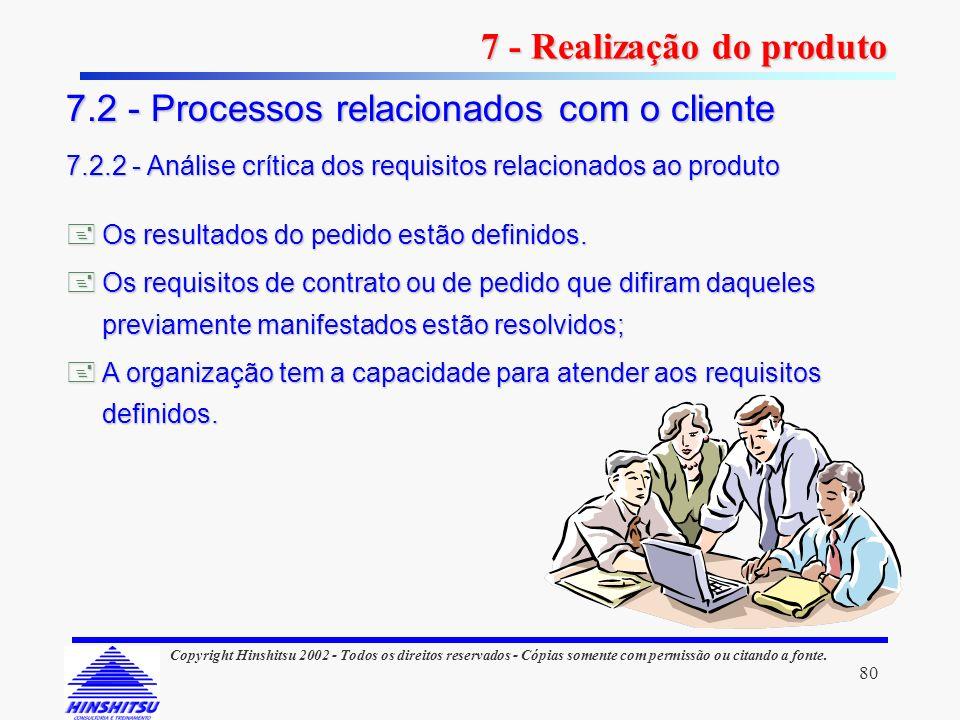80 Copyright Hinshitsu 2002 - Todos os direitos reservados - Cópias somente com permissão ou citando a fonte. Os resultados do pedido estão definidos.