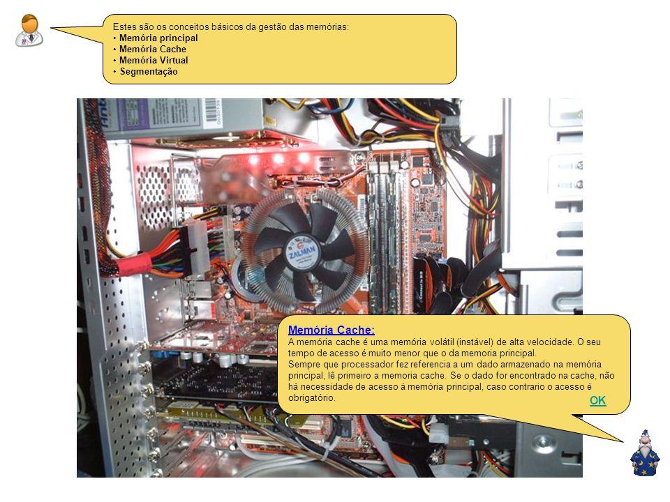 Estes são os conceitos básicos da gestão do processador ao nível da sua planificação: Processador Unidade de Controlo Unidade Aritmética e Lógica Registos Registos: São dispositivos com função principal de armazenar dados temporariamente.