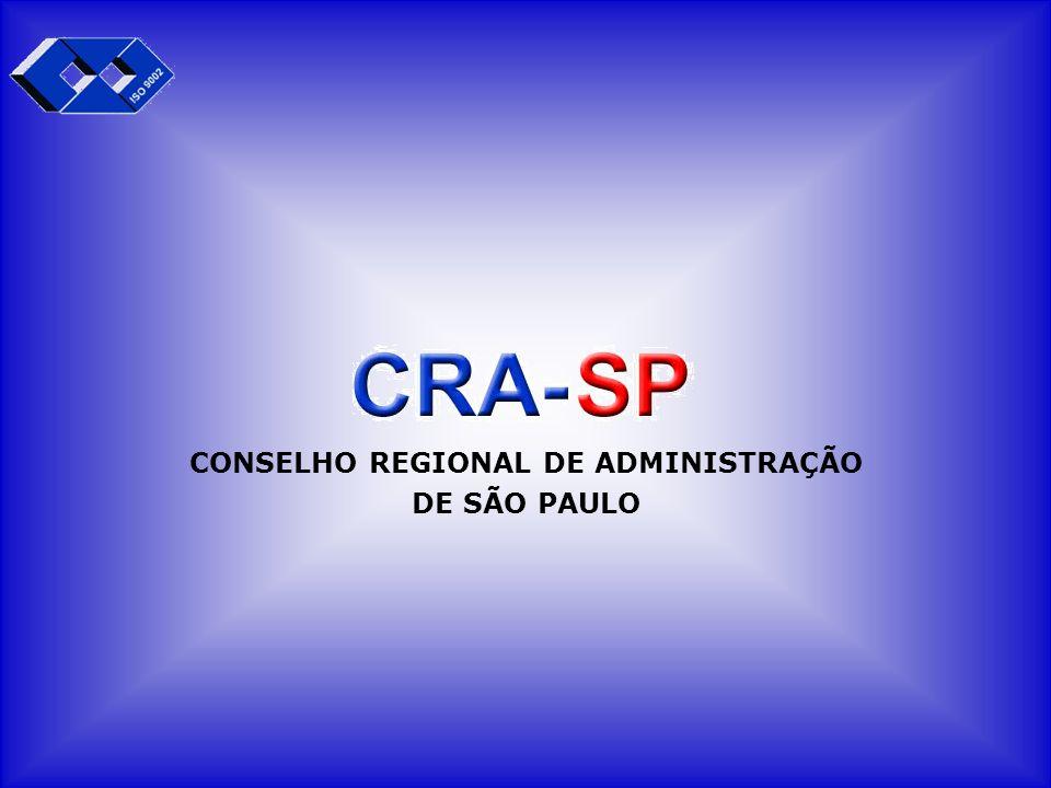 CONSELHO REGIONAL DE ADMINISTRAÇÃO DE SÃO PAULO