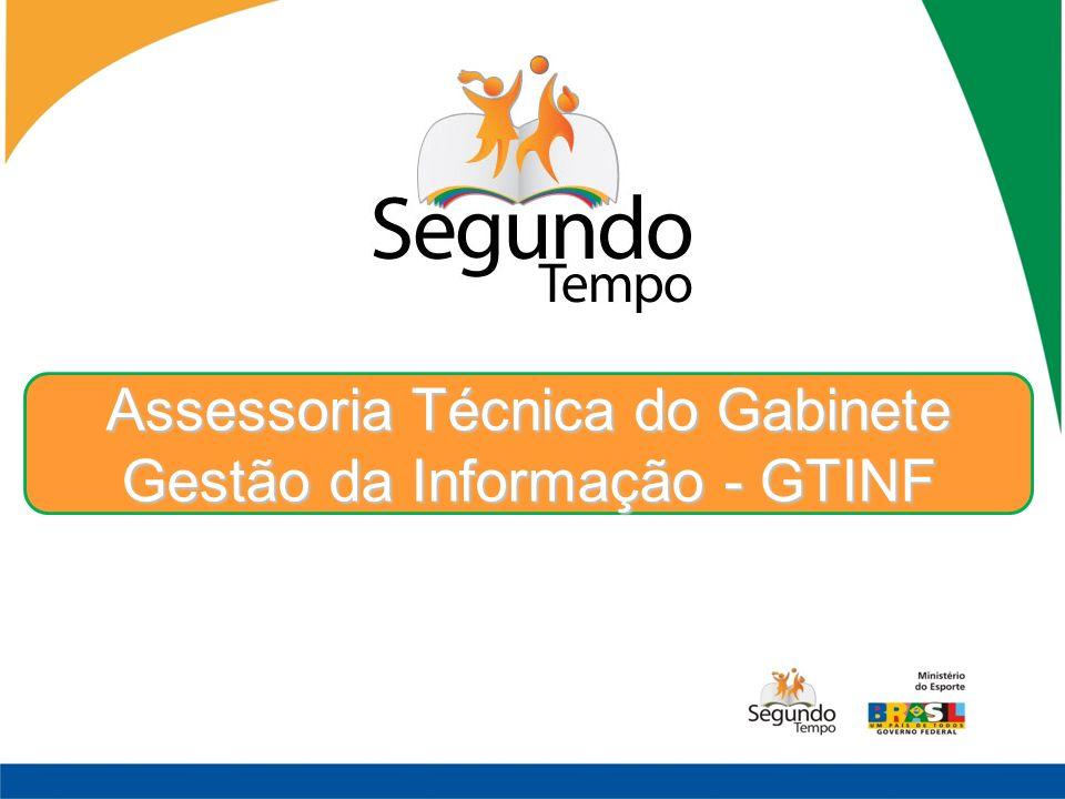 Assessoria Técnica do Gabinete Gestão da Informação - GTINF