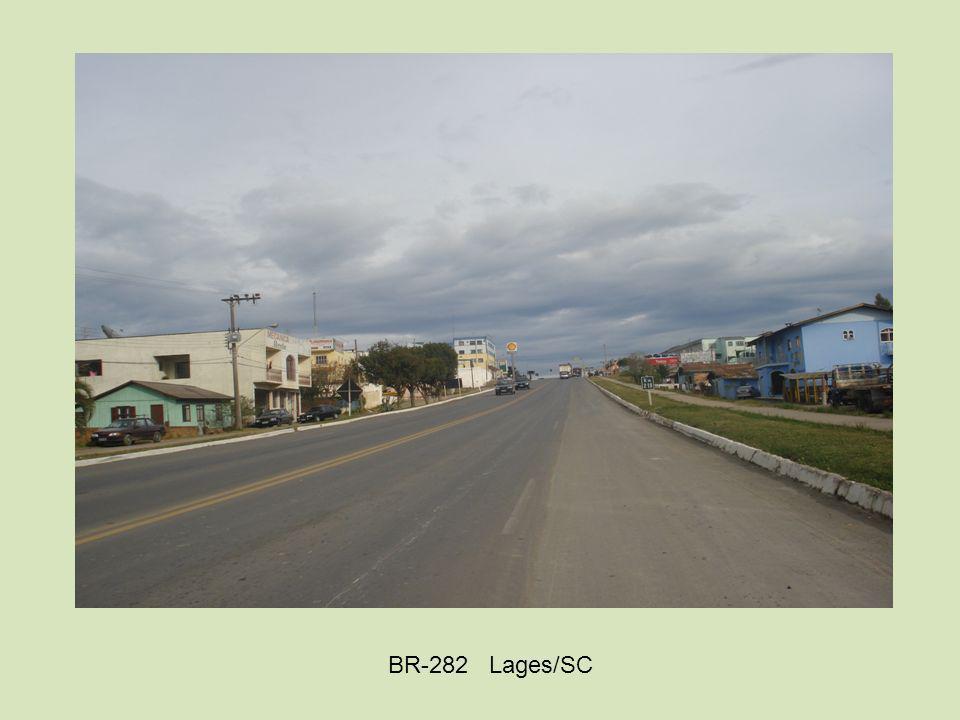 BR-282 Lages/SC