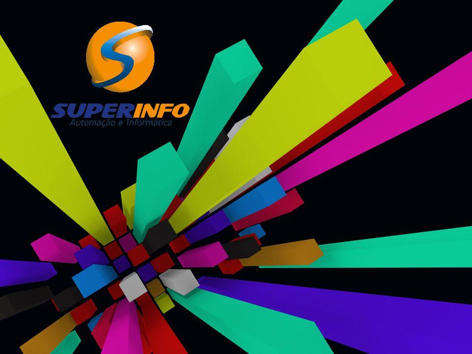 A SUPERINFO Fundada em 2004, a SUPERINFO é uma empresa genuinamente catarinense, fornecedora de soluções em Automação Comercial para empresas de qualquer porte.