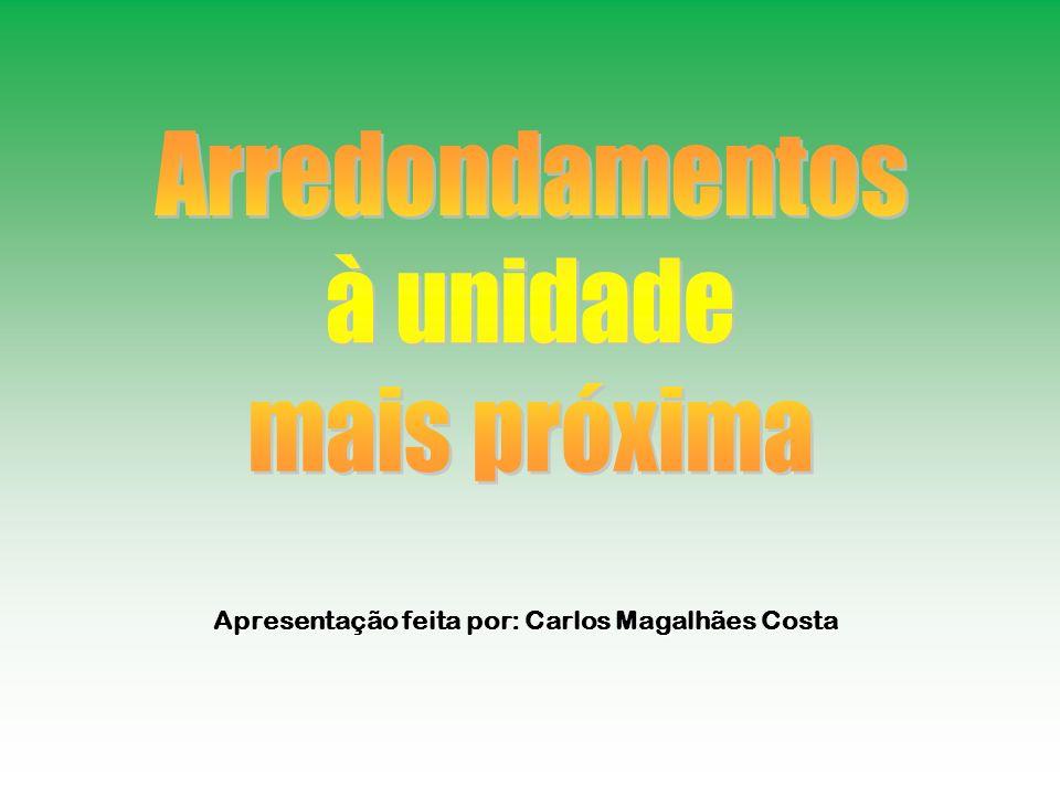 Apresentação feita por: Carlos Magalhães Costa