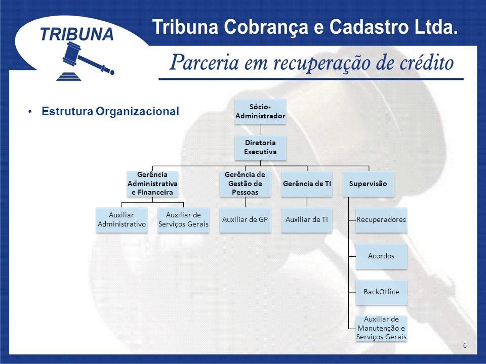 Estrutura Organizacional 6