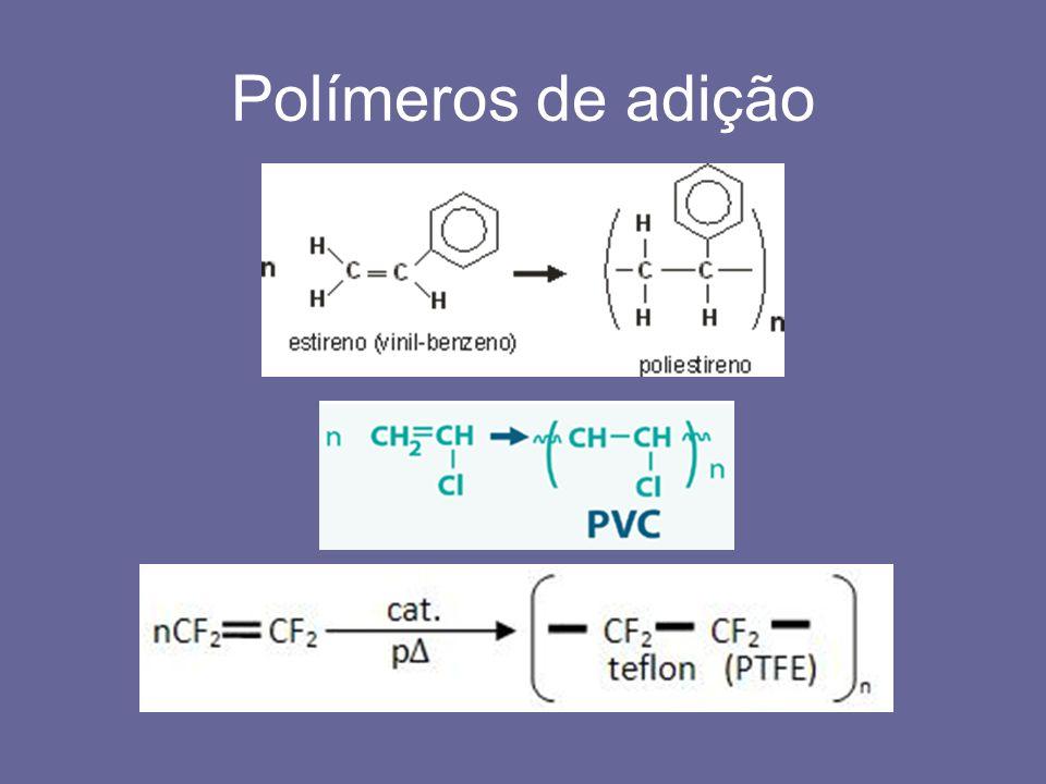 Polímeros de adição