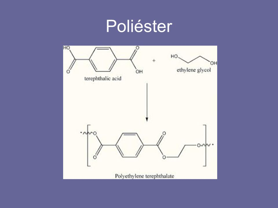 Poliéster