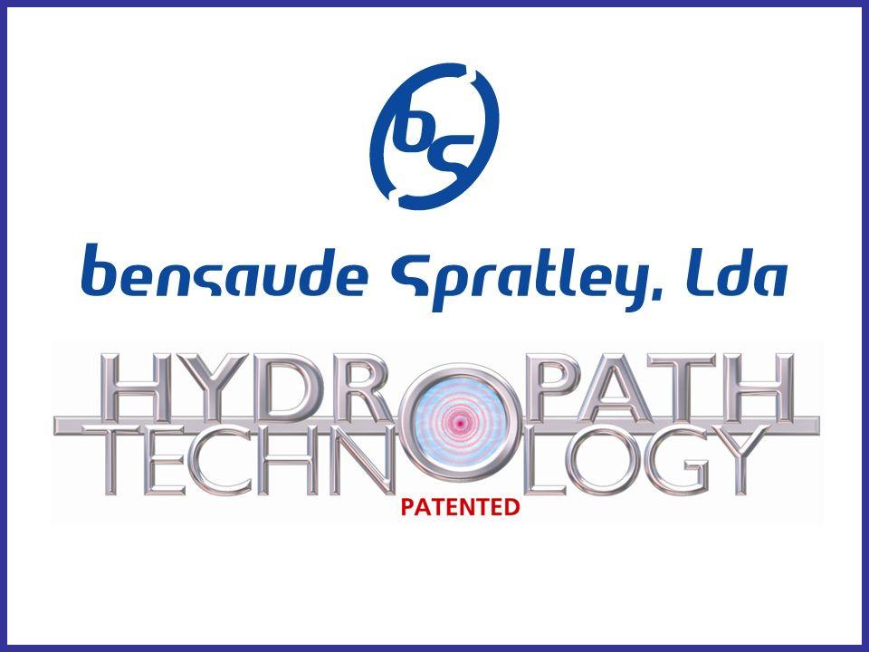A tecnologia Hydropath é um processo para o tratamento físico contra o calcário e consequente corrosão provocada pelos depósitos de calcário.