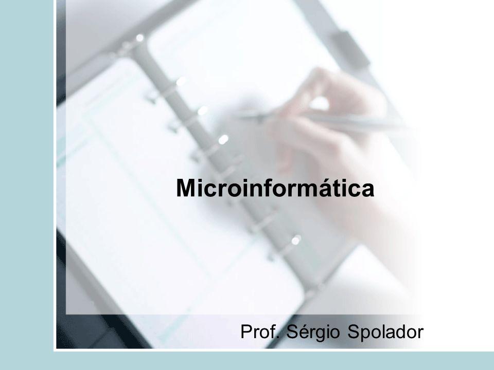 Prof.Sérgio Spolador42 12. Que hardware é considerado um meio exclusivamente de saída.