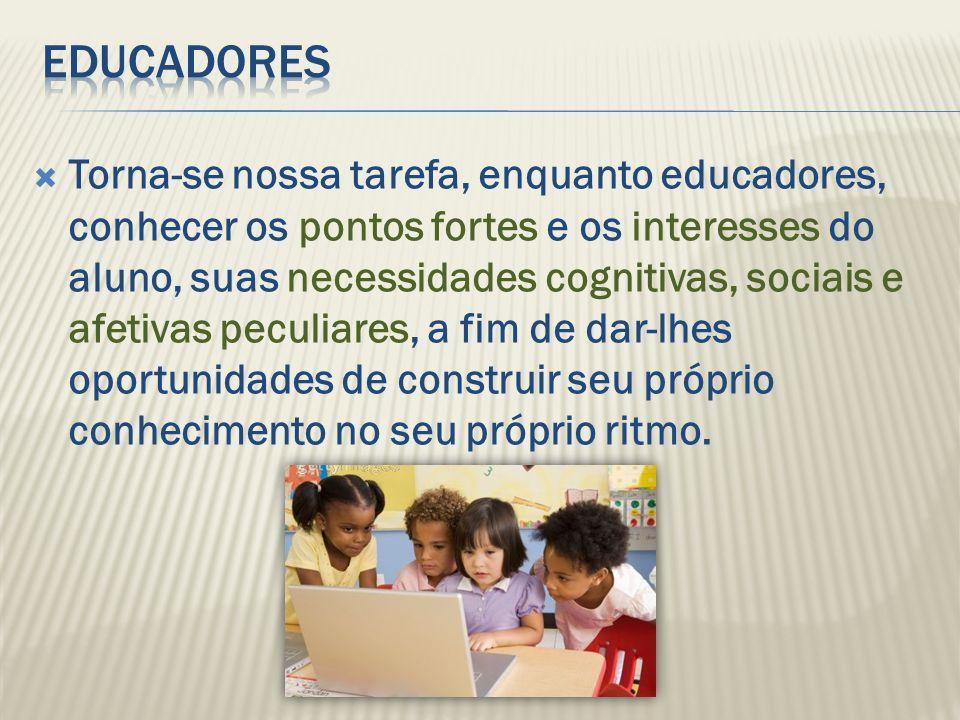 Criação do Conselho Brasileiro para Superdotação [ConBraSD] congregando especialistas na área em todo o território nacional.