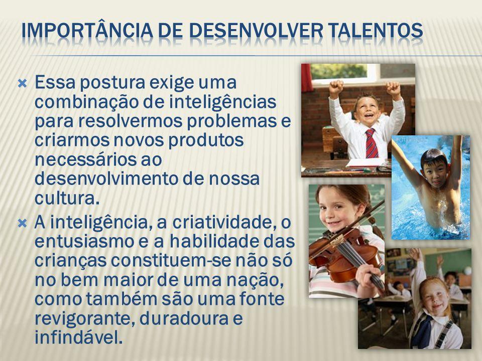 Pais e educadores: ajudar a criança a dominar as habilidades mentais essenciais para o sucesso futuro.