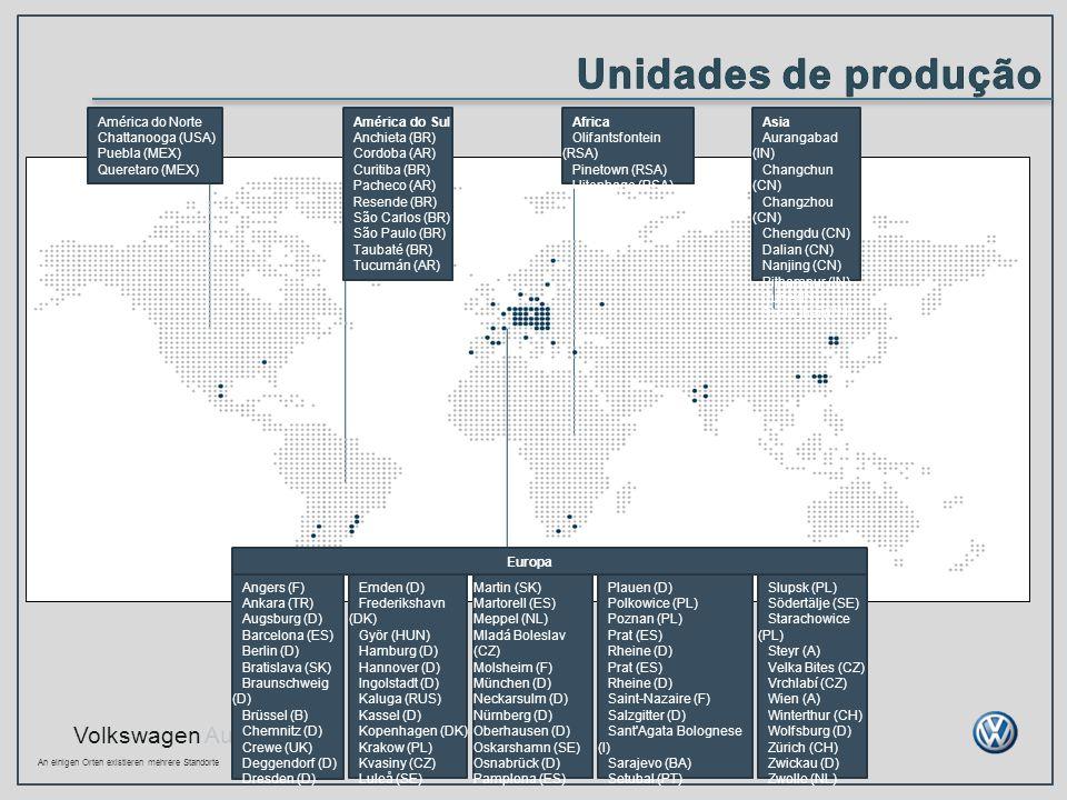 Volkswagen Autoeuropa Fonte: D-Log 2012 376 173 679 fornecedore s dos 4 modelos Distribuição geográfica de Fornecedores 101