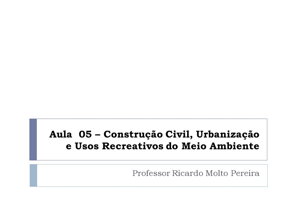 Urbanismo Definição: