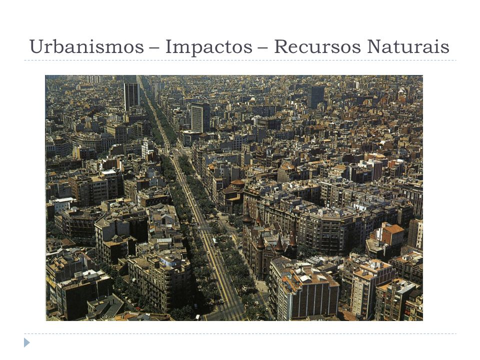 Urbanismos – Plano Diretor Plano Diretor Desde 2001 – Legislação Brasileira exige elaboração, revisão e atualização do plano diretor de forma participativa e democrática Situação Atual Situação Futura Direção dos Investimentos Formas de expansão