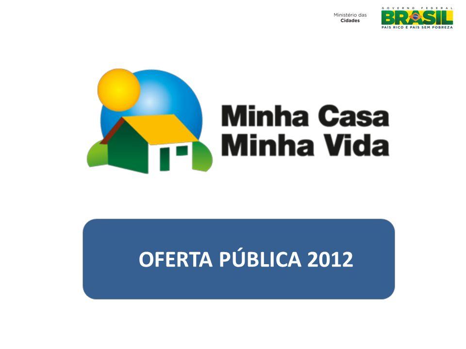 OFERTA PÚBLICA 2012