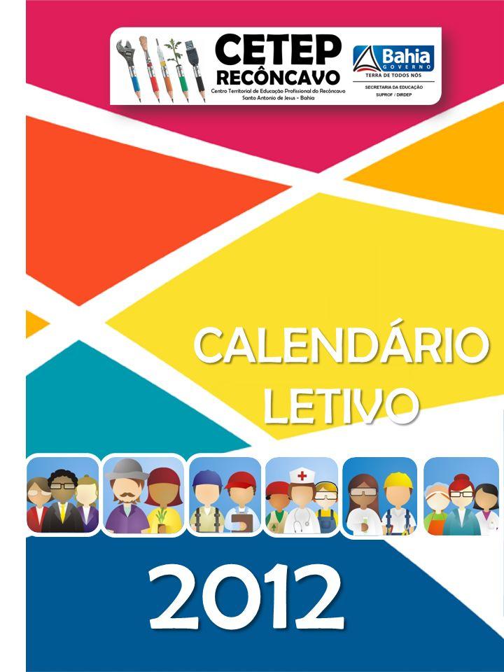 CALENDÁRIOLETIVO 2012