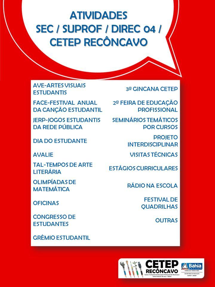 02Finados 05Dia da Cultura e da Ciência Dia das Profissões Técnicas de Nível Médio no Brasil Dia do Técnico Agrícola 10SÁBADO LETIVO 15Proclamação da República 19Dia da Bandeira 20Dia Nacional da Consciência Negra 22Dia do Músico 27Dia do Técnico em Segurança do Trabalho 20 DIAS LETIVOS