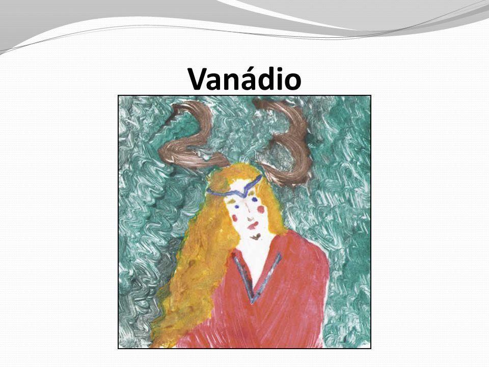 Vanádio