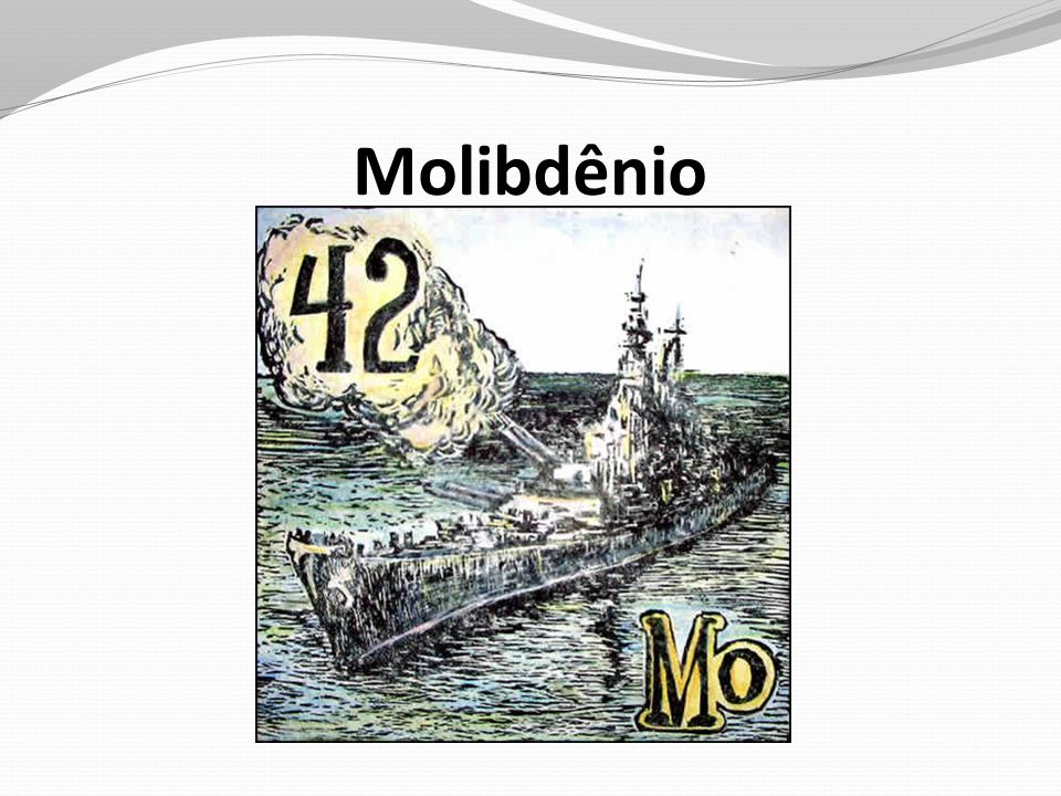 Molibdênio