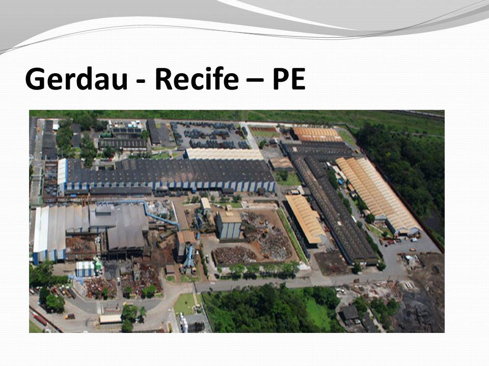Gerdau - Recife – PE