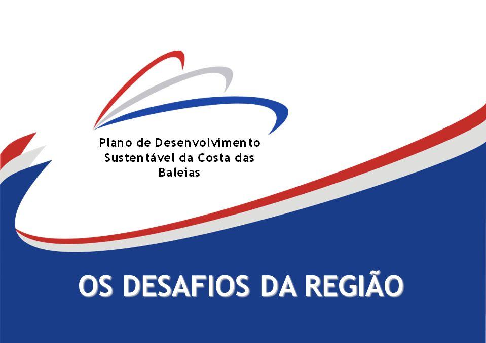 OS DESAFIOS DA REGIÃO