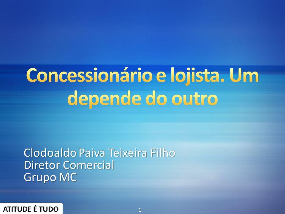 Clodoaldo Paiva Teixeira Filho Diretor Comercial Grupo MC 1