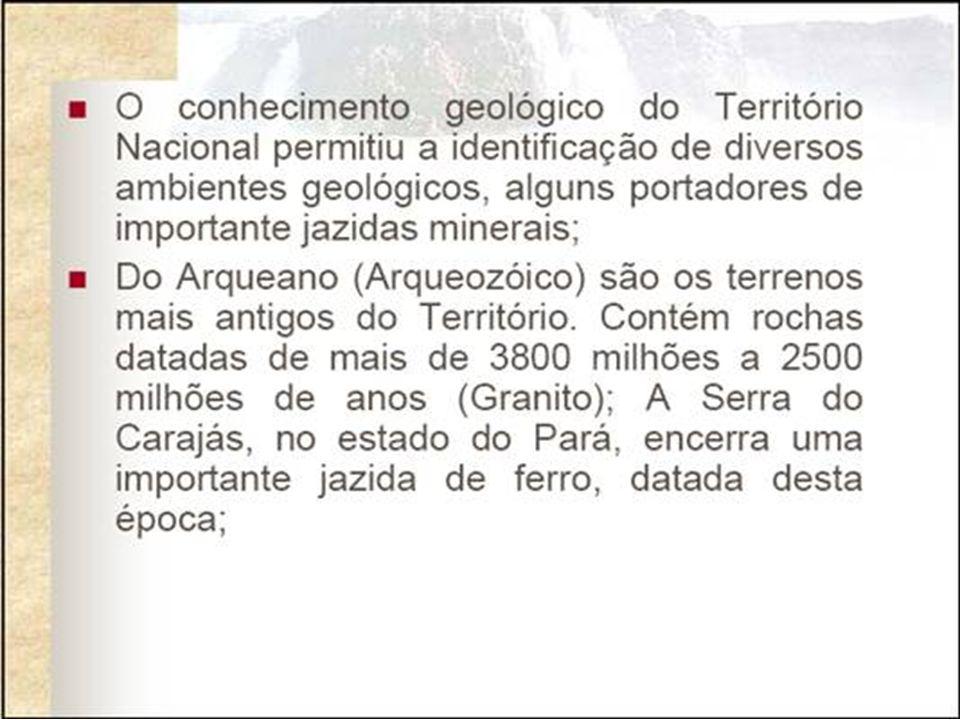 Relevo Brasileiro Conjunto de formas variadas da superfície terrestre Predomínio de médias e baixas altitudes devido à ação erosiva que desgastou as estruturas geológicas e à inexistência de dobramentos modernos.