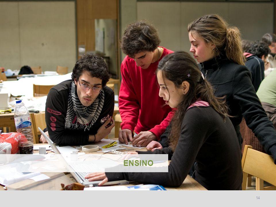 INSTITUTO SUPERIOR TÉCNICO Universidade Técnica de Lisboa 14 ENSINO