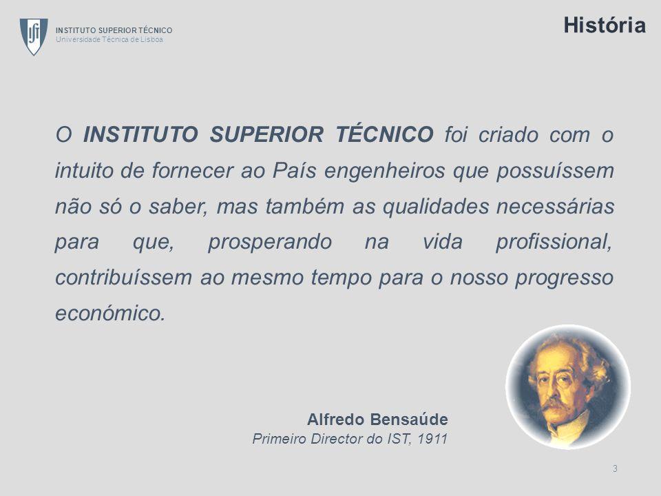 INSTITUTO SUPERIOR TÉCNICO Universidade Técnica de Lisboa 34 LIGAÇÕES À SOCIEDADE