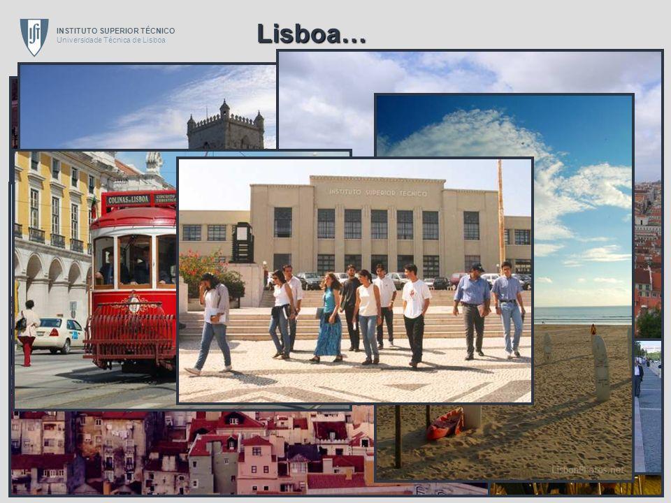 INSTITUTO SUPERIOR TÉCNICO Universidade Técnica de Lisboa 50 Lisboa…