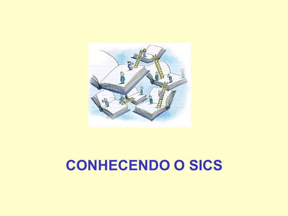 CONHECENDO O SICS