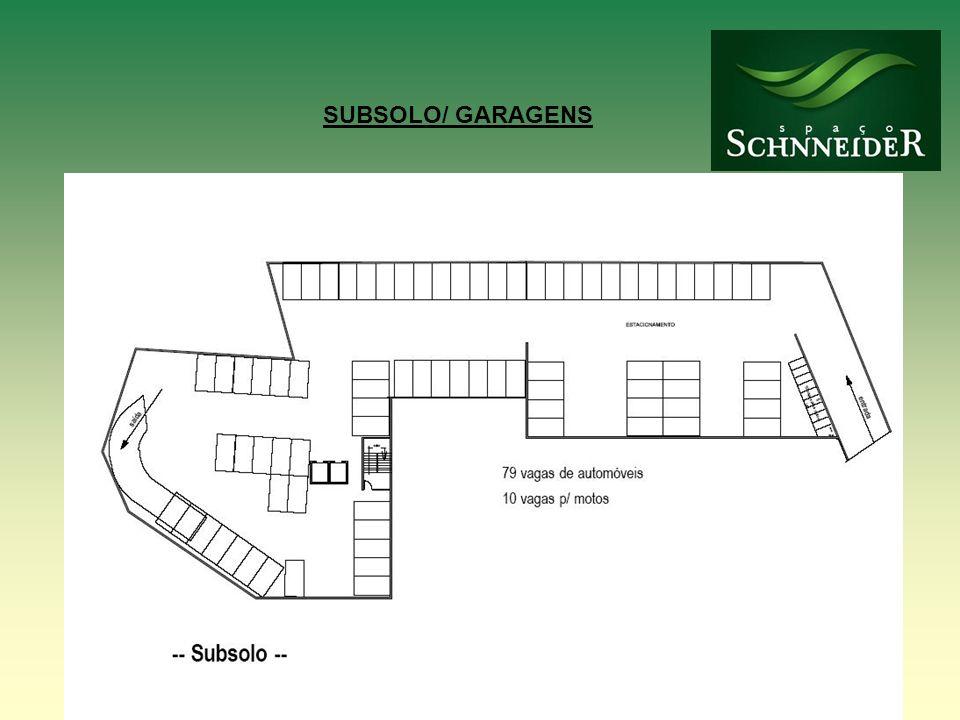 SUBSOLO/ GARAGENS