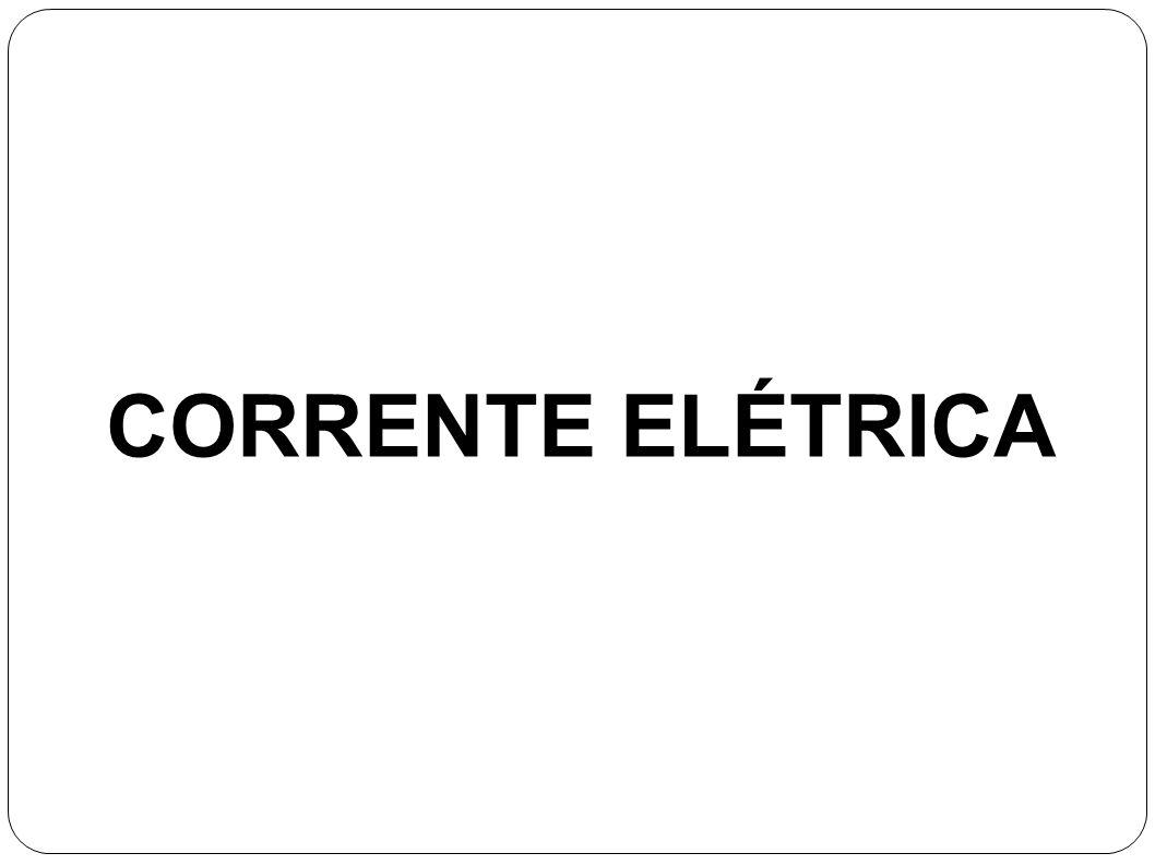 Eletrodinâmica A Eletrodinâmica é a parte da física que estuda as cargas elétricas em movimento.