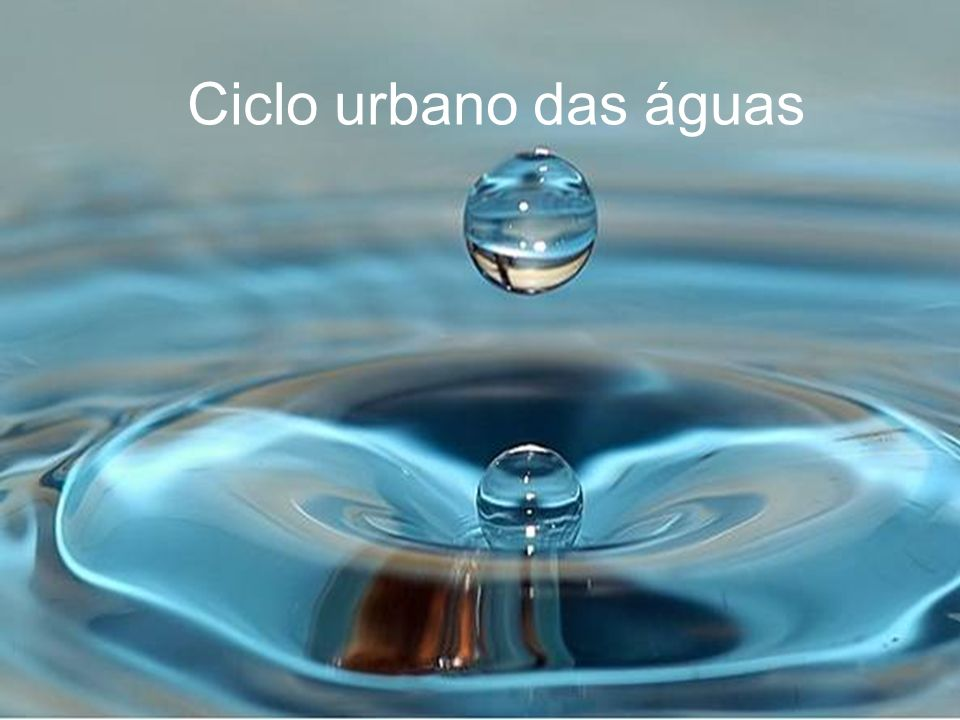 Consumo diário per capita O índice mais comum relativo ao uso da água em áreas urbanas Expresso em litros por habitante por dia (L/hab.dia).