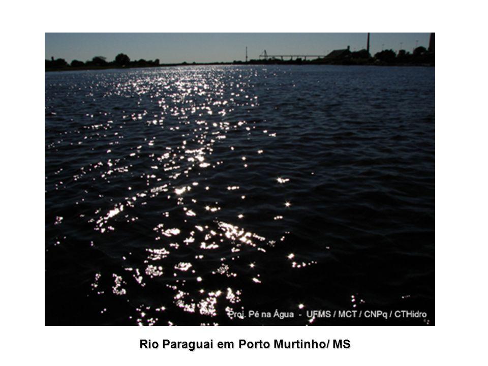Rio Paraguai em Porto Murtinho/ MS