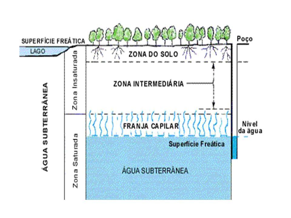 Água Pode ser encontrada de diversas formas no ambiente: Geleiras Fonte: Ecofalante