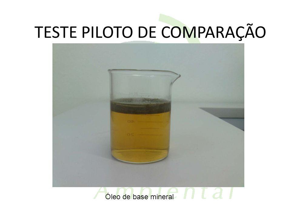 Óleo de base mineral
