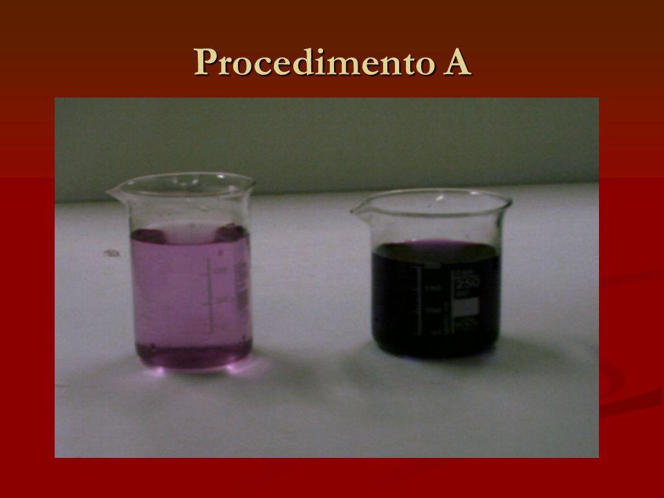 Procedimento B Coloca num copo, 5 ml de Sunquick. Coloca num copo, 5 ml de Sunquick.