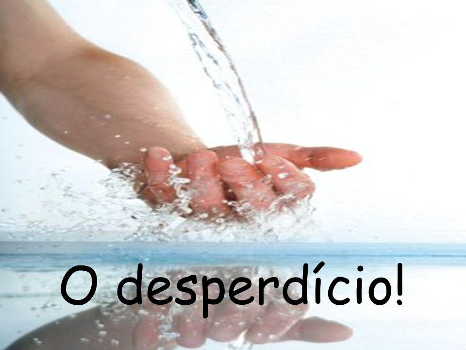 Água é Vida.Use somente o necessário .