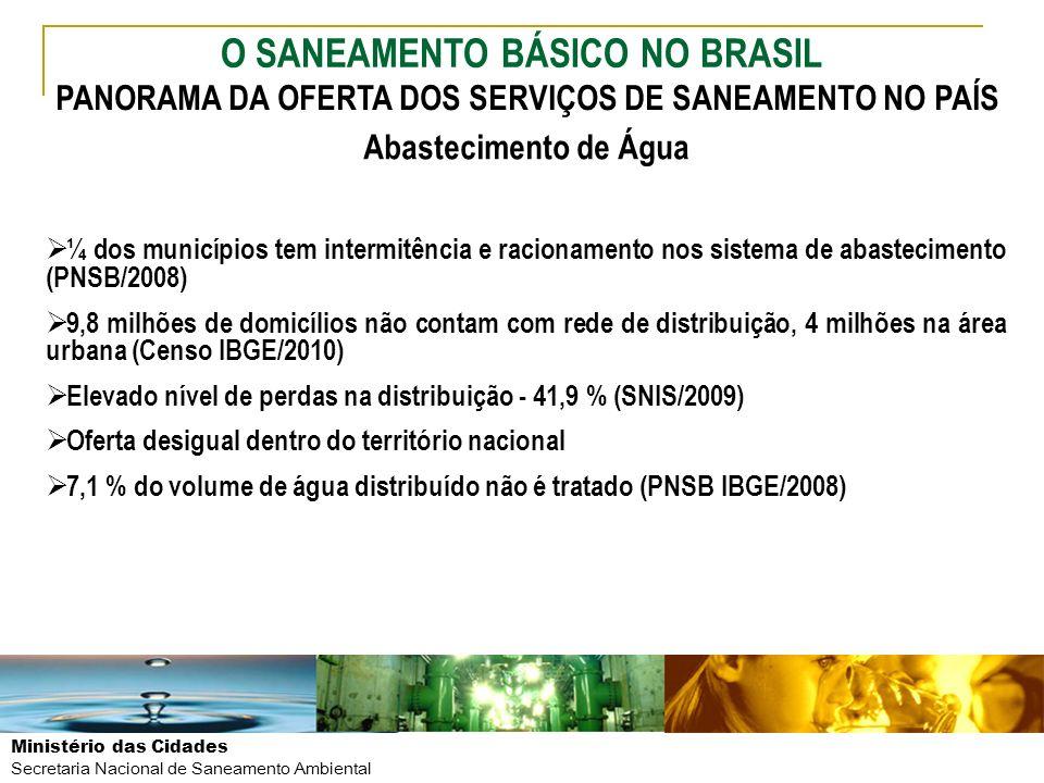 Ministério das Cidades Secretaria Nacional de Saneamento Ambiental LIMPEZA URBANA E RESÍDUOS SÓLIDOS URBANOS Fonte: IBGE 2008 DISPOSIÇÃO FINAL - SITUAÇÃO ATUAL
