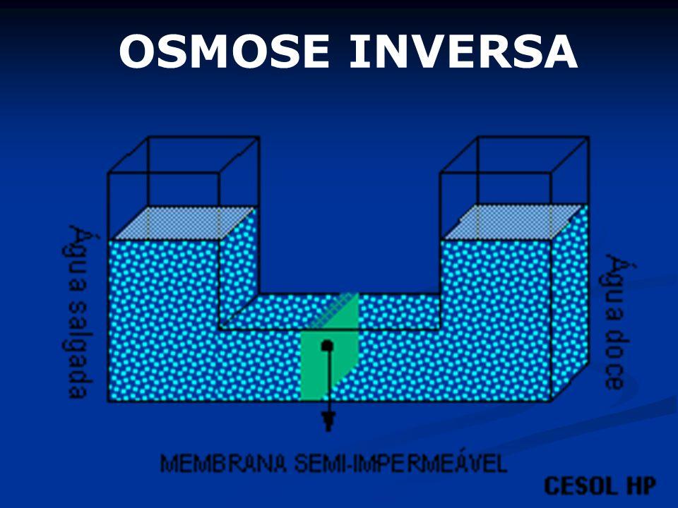 OSMOSE INVERSA