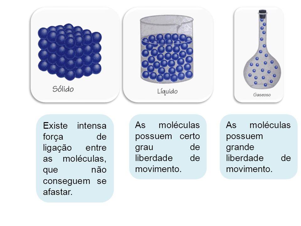 Mudanças de Estado Físico Sólido Líquido Gasoso Fusão Solidificação Vaporização Condensação Sublimação