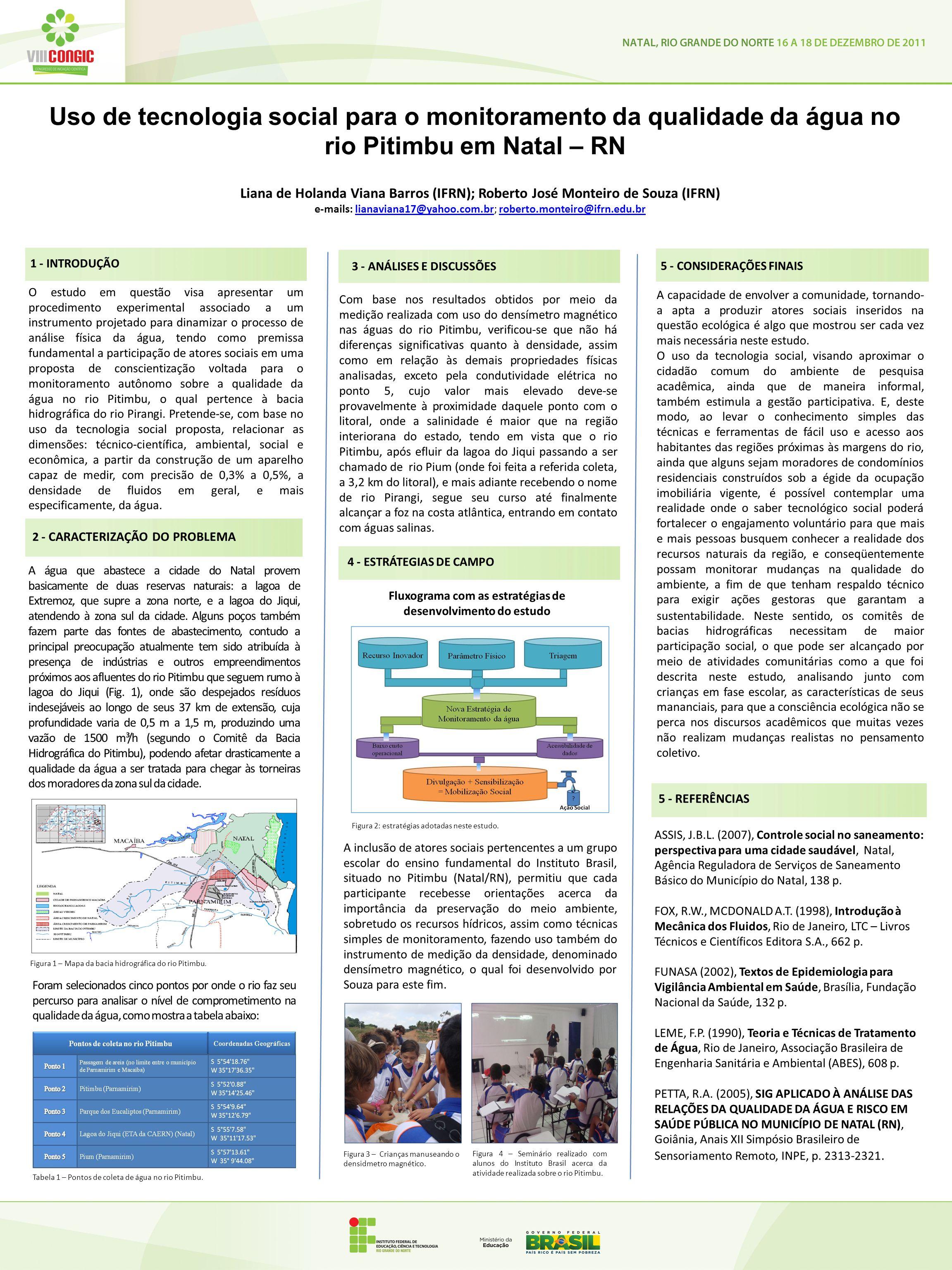 O estudo em questão visa apresentar um procedimento experimental associado a um instrumento projetado para dinamizar o processo de análise física da á