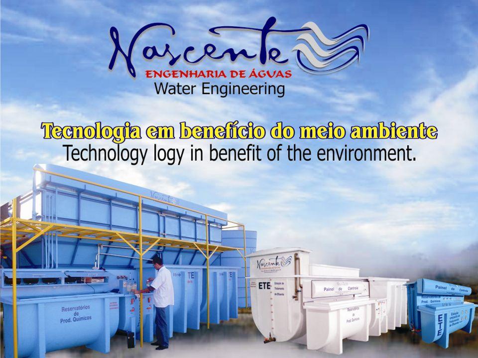 Filtragem e Desinfecção