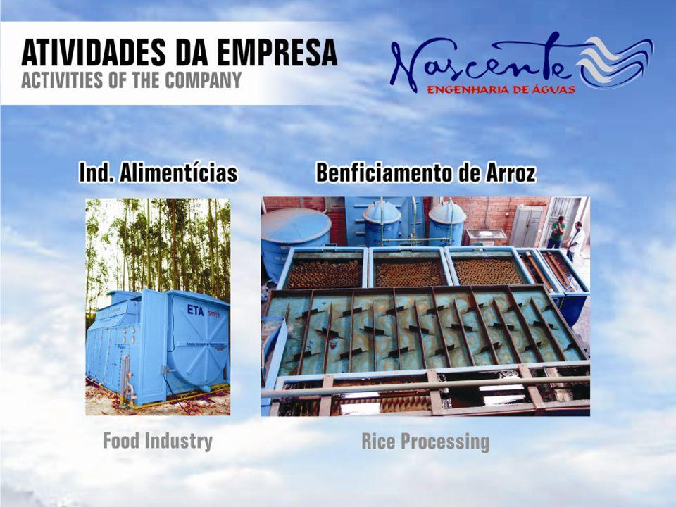 Estações Compactas Solução e Tecnologia no Tratamento da Água.