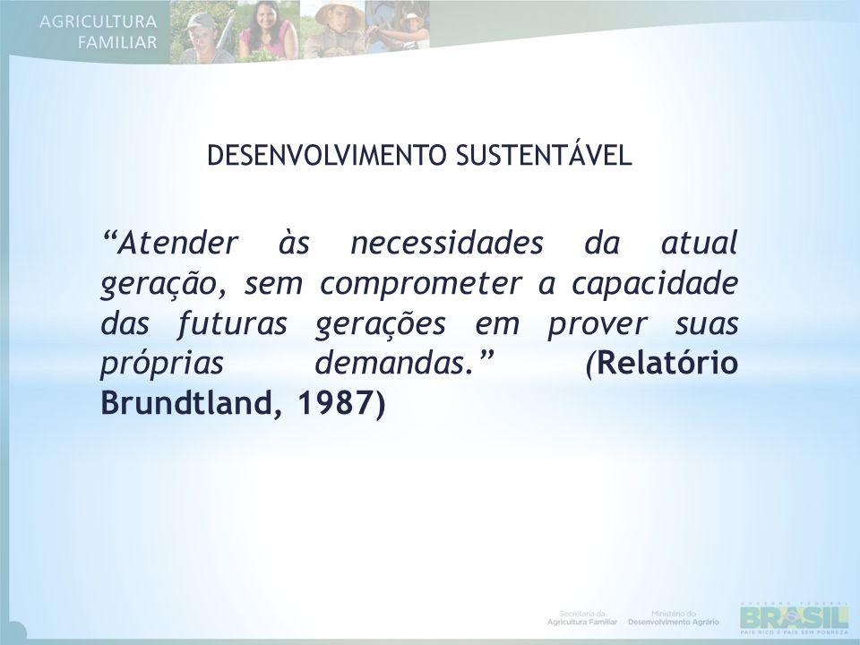 CONCEITOS DE SUSTENTABILIDADE UNESCO, 2003 – Sustentabilidade se define como um princípio de uma sociedade que mantém as características necessárias para um sistema social justo, ambientalmente equilibrado e economicamente próspero por um período de tempo longo e indefinido.