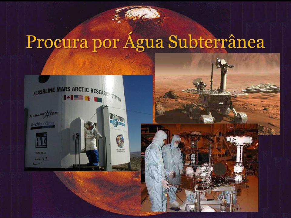 Continuação do Projeto Cálculo da força de impacto de acordo com a gravidade Sistema rádio-controlado Adaptação em um robô móvel Testes de campo na Mars Desert Research Station (MDRS), no deserto de Utah, EUA, a convite da Mars Society (www.marssociety.org)