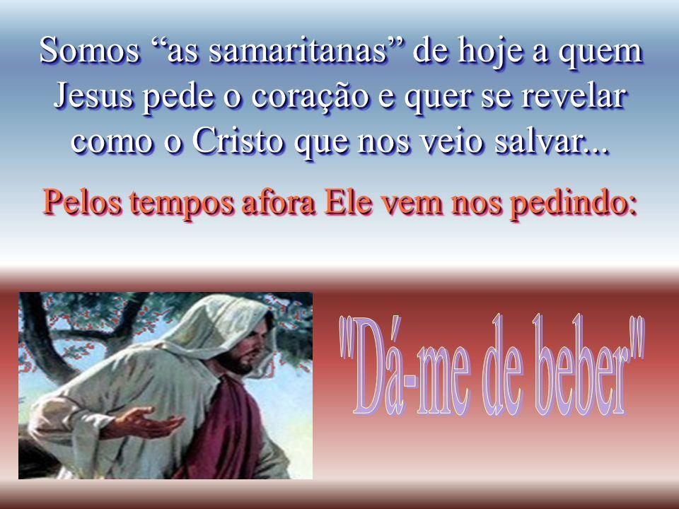 Jesus sabe quem somos, amado irmão, amada irmã! Ele conhece nossa pobreza humana... Jesus sabe quem somos, amado irmão, amada irmã! Ele conhece nossa