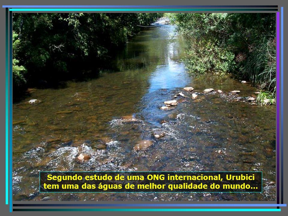 Aquífero Guarani, maior depósito de água potável do mundo, em Urubici se encontra a céu aberto, onde estão as nascentes de diversos grandes rios…