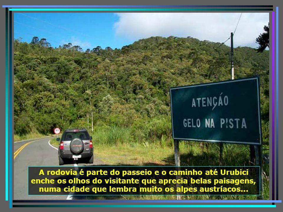 Hoje, quarta-feira, 7 de maio de 2014, às 08:29 hrs, o nosso destino é a bela e querida cidade de Urubici, no interior do estado de Santa Catarina, Br