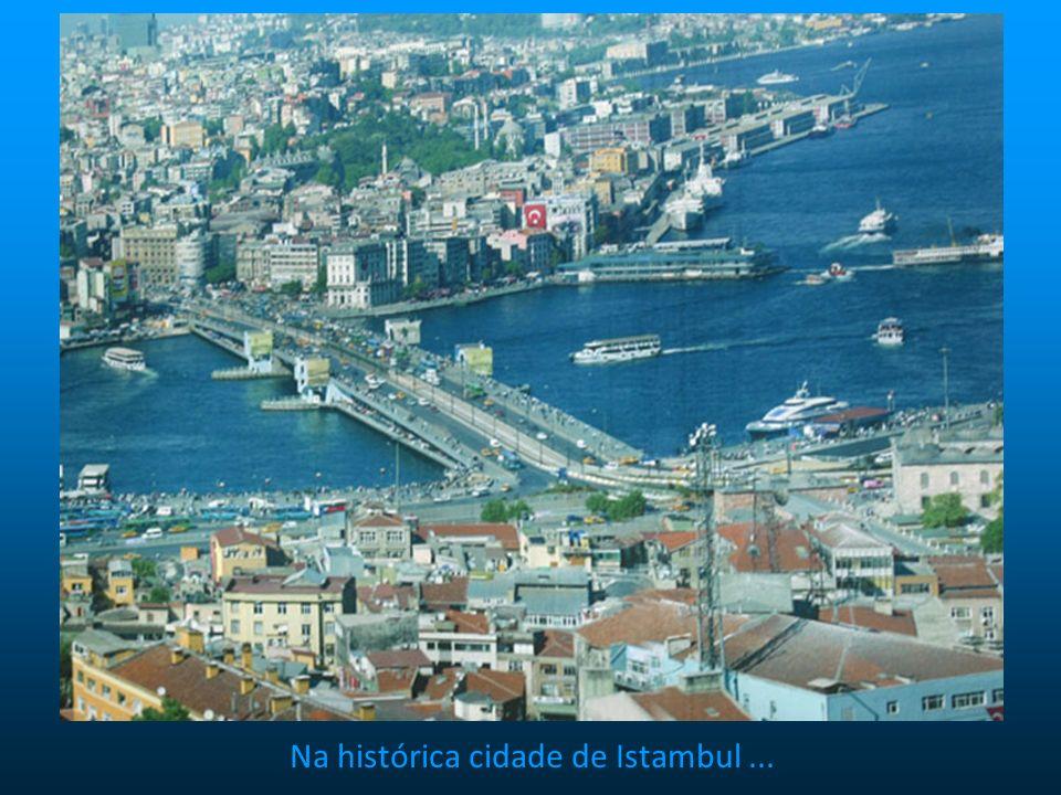 Cisterna da Basílica ( Yerebetan sarayi ) Istambul - Turquia